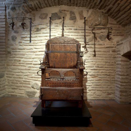 Tortura-Silla de interrogatorio