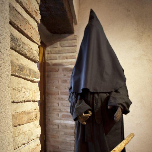 Tortura. El Hacha y el Verdugo